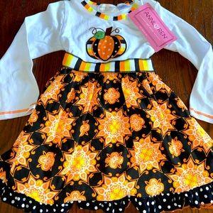 NWT girls Ann Loren boutique dress